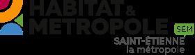 Logo d'Habitat & Métropole