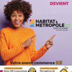 Affiche 1 pour campagne de communication H&M