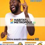 Affiche 2 pour campagne de communication H&M