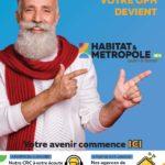 Affiche 5 campagne de communication H&M