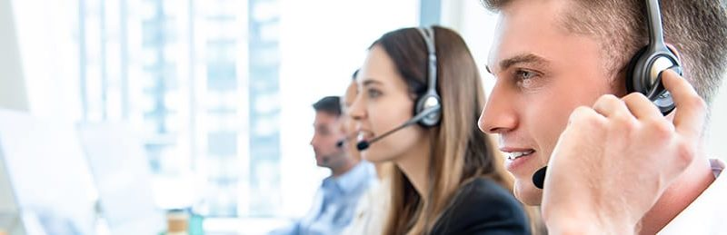 Notre Centre de Relations Clients au 04 77 29 29 29