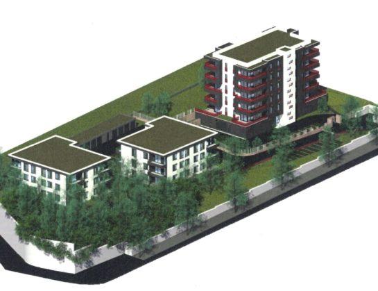 24 nouveaux logements à louer quartier gare de St-Chamond